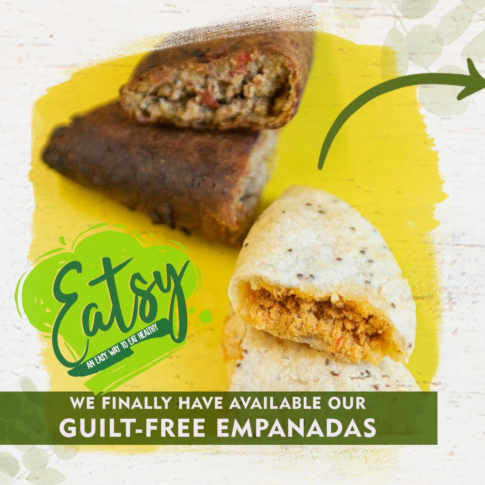 Eatsy Miami Empanadas